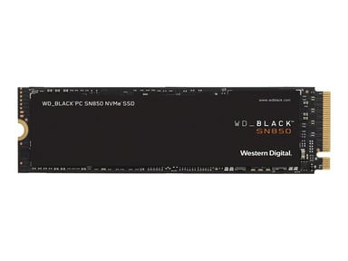 WD Black SN850 500GB M.2 2280 PCI Express 4.0 x4 (NVMe)