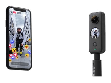 Insta360 One X2 null