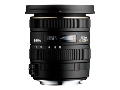 Sigma Objektiv 10-20/3,5 Ex DC IF Hsm - Nikon #Demo null
