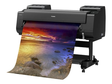 """Canon imagePROGRAF PRO-4100S 44"""" Incl Stand"""