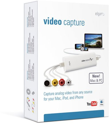 Elgato Video Capture - PC/Mac null