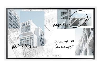 "Samsung Flip 2.0 (WM55R) 55"""