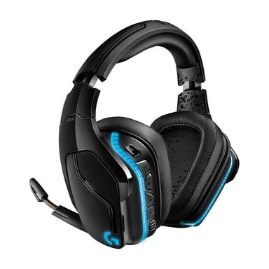 Logitech Gaming Headset G935 Blå Svart
