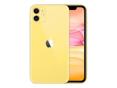 Apple iPhone 11 (2nd gen) Dual-SIM Geel
