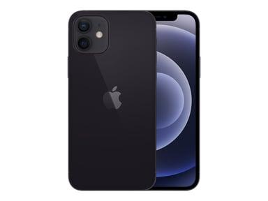Apple iPhone 12 Dual-SIM Zwart