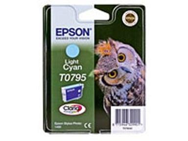 Epson Blekk Ljus Cyan - STYLUS Foto 1400