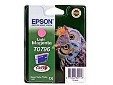 Epson Blekk Ljus Magenta - STYLUS Foto 1400