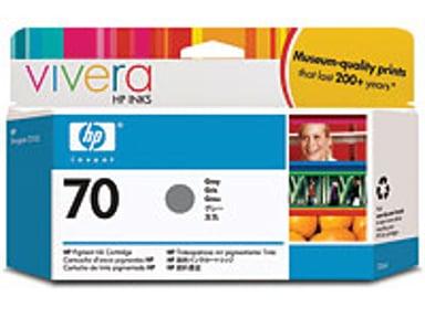 HP Muste Harmaa No.70 - DJ Z2100