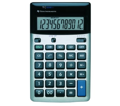 Texas Calculator TI-5018Sv