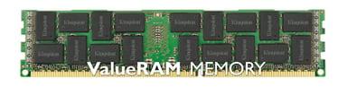 Kingston ValueRAM 8GB 1,600MHz DDR3 SDRAM DIMM 240-pins