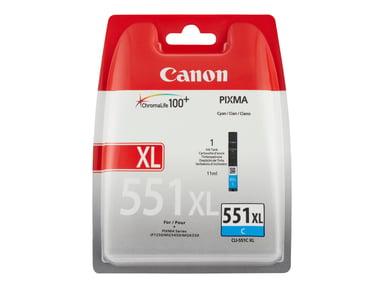 Canon Bläck Cyan CLI-551C XL