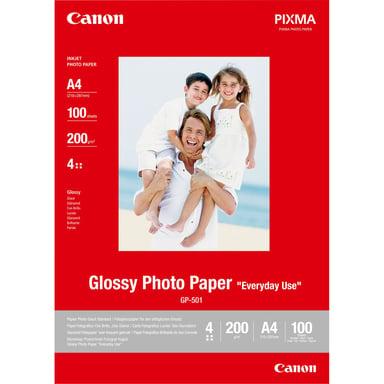 Canon Papir PhotoEveryday GP-501 A4 100-Ark 200g