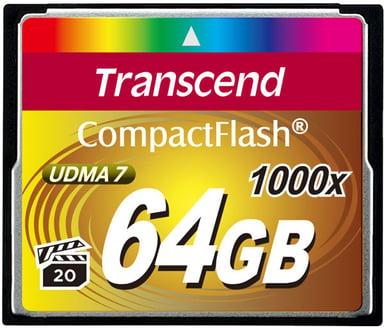Transcend Ultimate 64GB CompactFlash Card