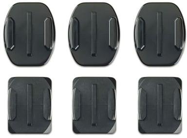 GoPro Curved & Flat Adhesive Mounts (HERO10/ HERO9/ HERO8/ MAX)
