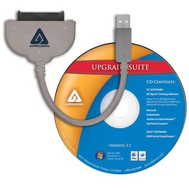 "Apricorn Clone Kit 2.5"" SATA USB 3.0"