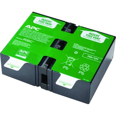 APC Replacement Battery Cartridge #123 null