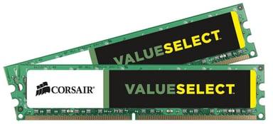 Corsair Value Select 8GB 8GB 1,600MHz DDR3 SDRAM DIMM 240-pins