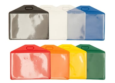 Cardkeep Muovitasku 89x58 PVC CR80, läpinäkyvä, 100 kpl
