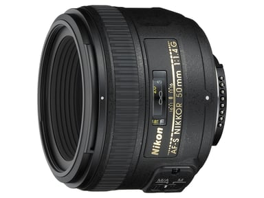Nikon AF-S 50/1.4 G