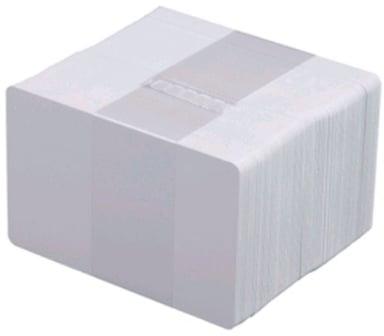 Evolis Plastkort 0,76mm 100 stk null