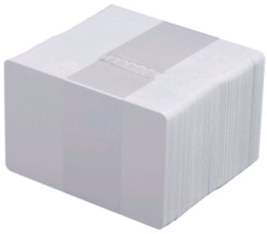 Evolis Plastkort 0,76mm 100st