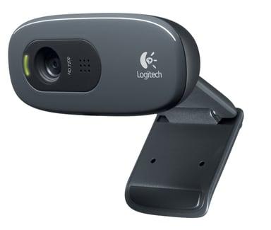 Logitech C270 HD 1280 x 720 Webbkamera