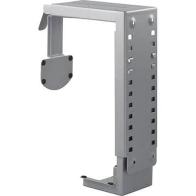 Deltaco Wall/Desk PC Holder In Steel