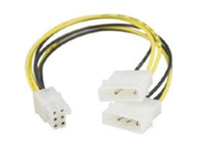 Deltaco Strømforsyningsadapter