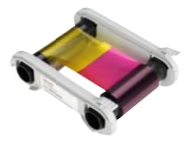 Evolis Färgband Color YMCKO-K Dubbelsidigt 200 Kort