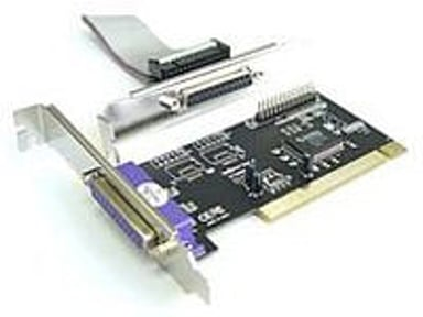 St Labs PCI Parallel Card 2P