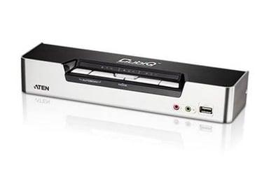 Aten CubiQ CS1794 USB 2.0 HDMI KVMP Switch