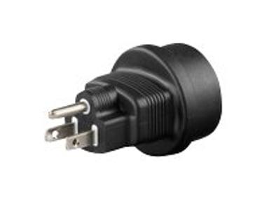 Microconnect Universal Adapter US/Schuko - Petravel3