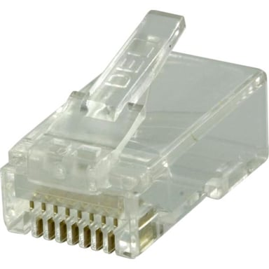 Deltaco Network connector