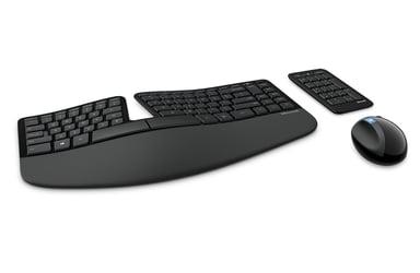 Microsoft Sculpt Ergonomic Desktop kit Nordisk