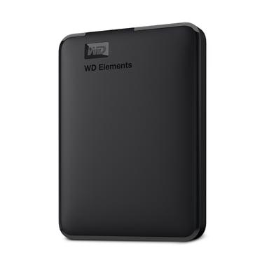 WD Elements Portable WDBUZG0010BBK 1TB 1TB Zwart