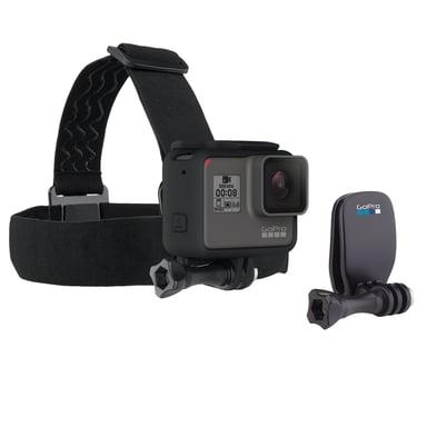 GoPro Head Strap + Quick Clip (HERO10/ HERO9/ HERO8/ MAX)