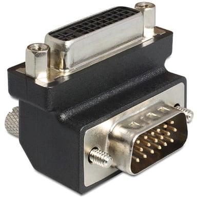 Delock Adapter VGA Hane DVI-I Hona