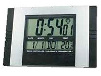 Ketonic Digitalt Väggur Radiokontroll null