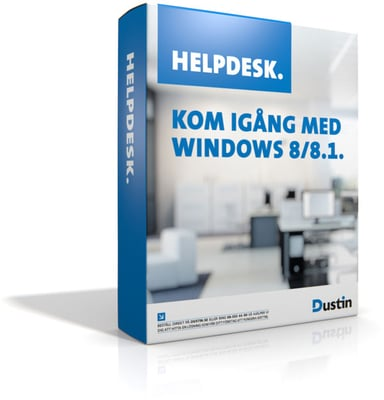 Dustin Home Helpdesk - Get Started With Windows 8