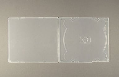Sidewalk CD Mail Case 200PCS