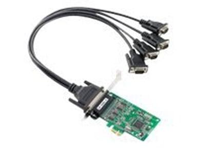 Moxa CP-104EL-A 4XRS-232 PCI-E