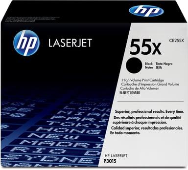 HP Toner Svart 55X 12.5K - CE255X