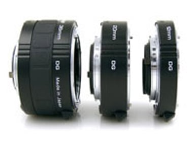 Kenko DG Teleplus Auto Extension Tube Set