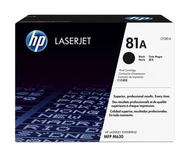 HP Toner Sort 81A 10.5K - CF281A