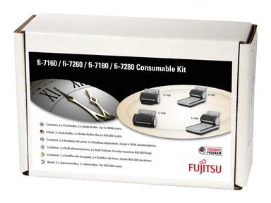 Fujitsu Pakke med forbrugsartikler for scanner