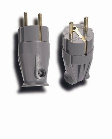 Jenving SUPRA LoRad Mains Plug SW-EU Male Plug