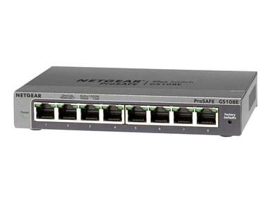 Netgear GS108E V3 Smart Managed Plus