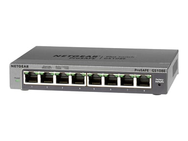 Netgear Plus GS108Ev3