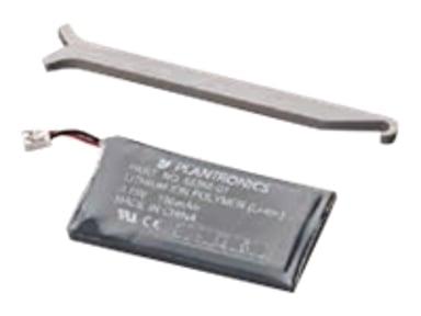 Poly Headset-batteri Svart