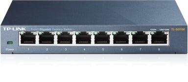 TP-Link TL-SG108 8-port Metal Gigabit Switch